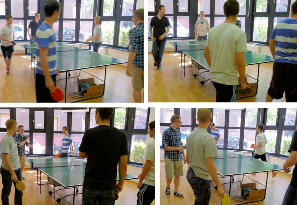 All Play 'Round the World' Ping Pong