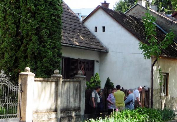 House Where Ceramics are Created
