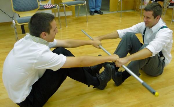 Stick Pull - Elders Andersen and Christensen