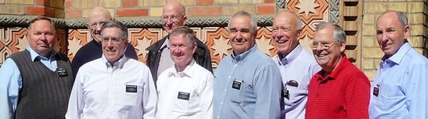 Senior Elders in the Hungarian Mission
