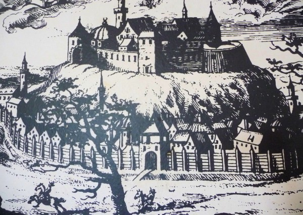 Old Picture of the Castle