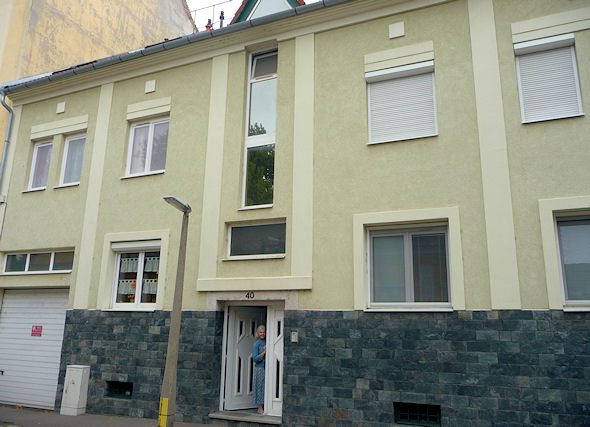 Pecs Apartment Building