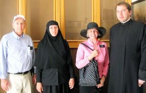 Priest-Nun Serbian Orthodox Church