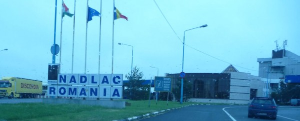 Entering Romania by Car