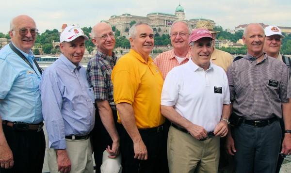 Senior Men Missionaries