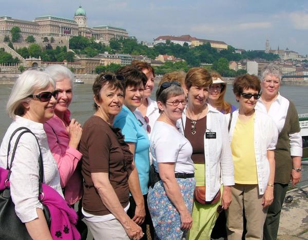 Senior Women Missionaries-May2011