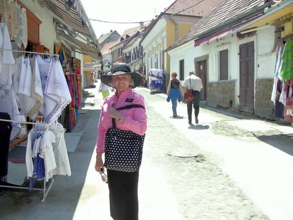 Shopping in Szentendren