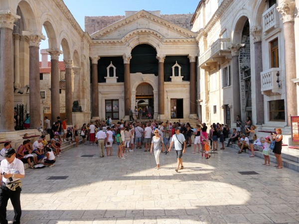 Split - Diocletian's Palace 305AD