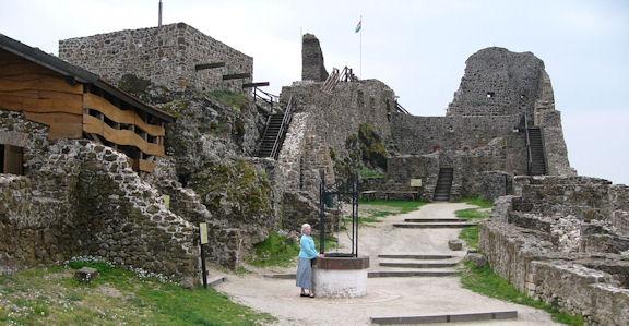 Szig Castle - Brenda