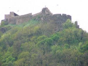 Szigligeti Castle - Hilltop