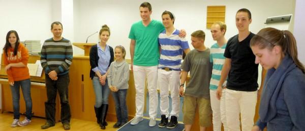 Pecs Talent Night Participants
